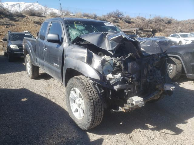 Salvage cars for sale from Copart Reno, NV: 2011 Toyota Tacoma ACC