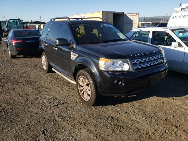 Land Rover LR2 salvage cars for sale: 2011 Land Rover LR2