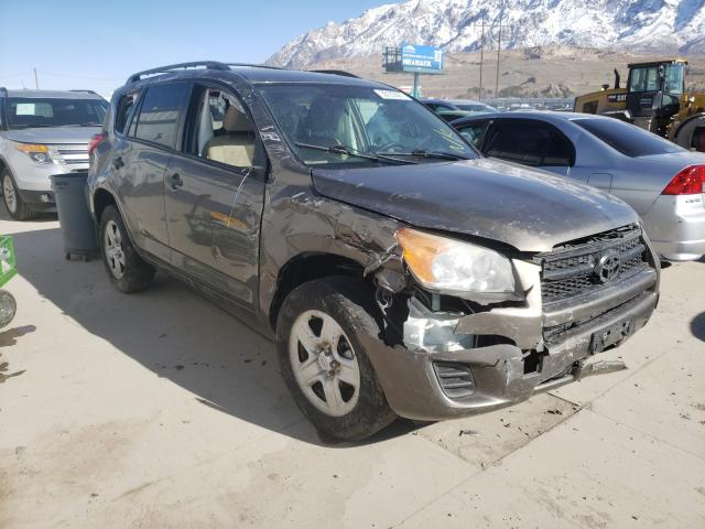 Salvage cars for sale from Copart Farr West, UT: 2010 Toyota Rav4