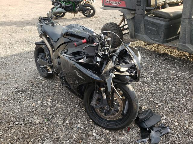 Salvage cars for sale from Copart Houston, TX: 2012 Yamaha YZFR1