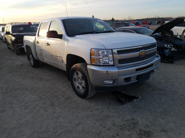 Salvage cars for sale from Copart Kansas City, KS: 2013 Chevrolet Silverado