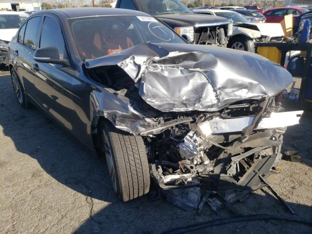 Salvage cars for sale from Copart San Diego, CA: 2015 BMW 328 I