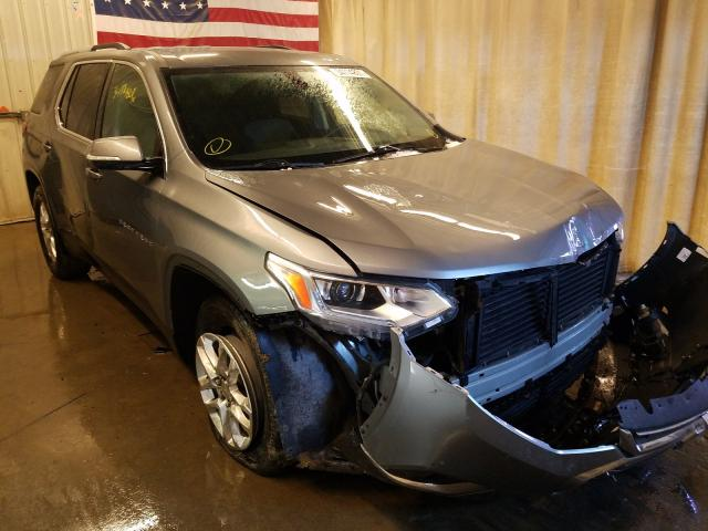 Salvage cars for sale from Copart Avon, MN: 2018 Chevrolet Traverse L