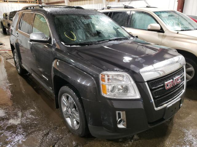 Salvage cars for sale from Copart Anchorage, AK: 2013 GMC Terrain SL