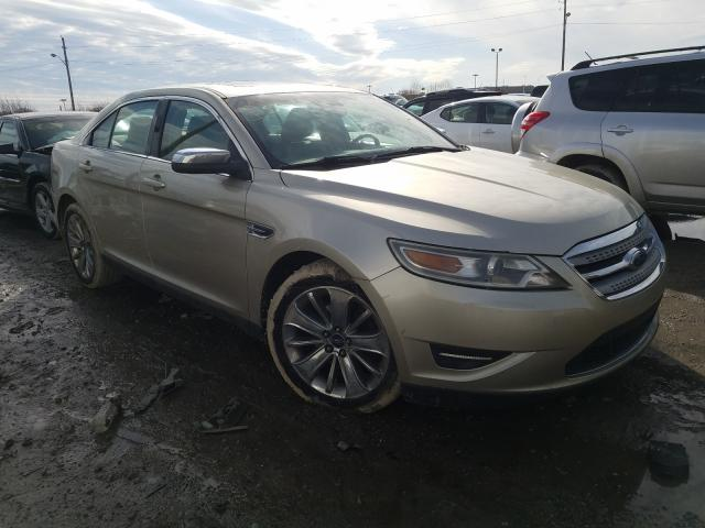 Salvage cars for sale from Copart Indianapolis, IN: 2010 Ford Taurus LIM