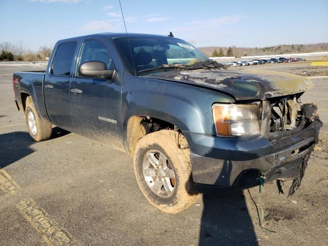 Salvage cars for sale from Copart Concord, NC: 2011 GMC Sierra K15