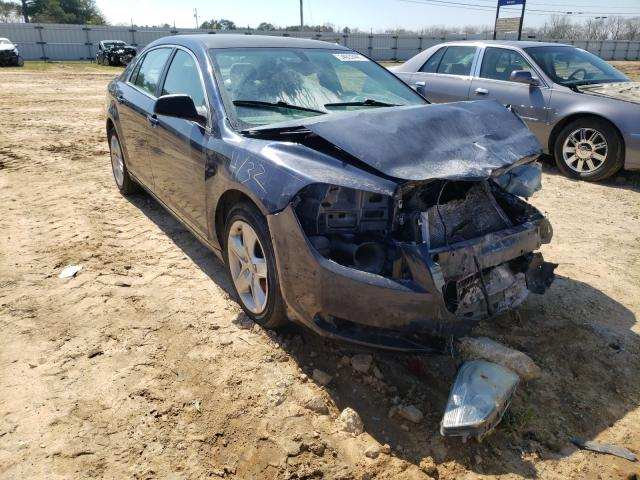 Salvage cars for sale from Copart Newton, AL: 2010 Chevrolet Malibu LS