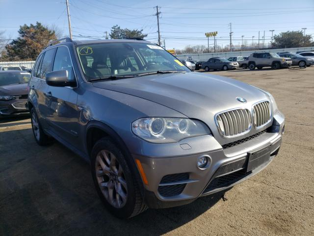 Salvage cars for sale from Copart Moraine, OH: 2013 BMW X5 XDRIVE3