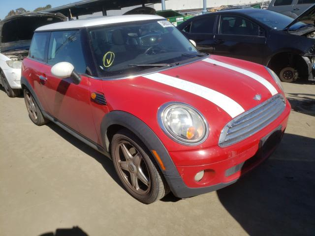 Mini salvage cars for sale: 2007 Mini Cooper