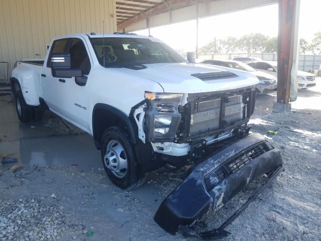 Salvage cars for sale from Copart Homestead, FL: 2020 Chevrolet Silverado