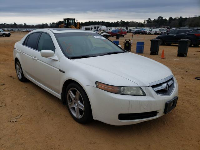 Salvage cars for sale from Copart Longview, TX: 2006 Acura 3.2TL