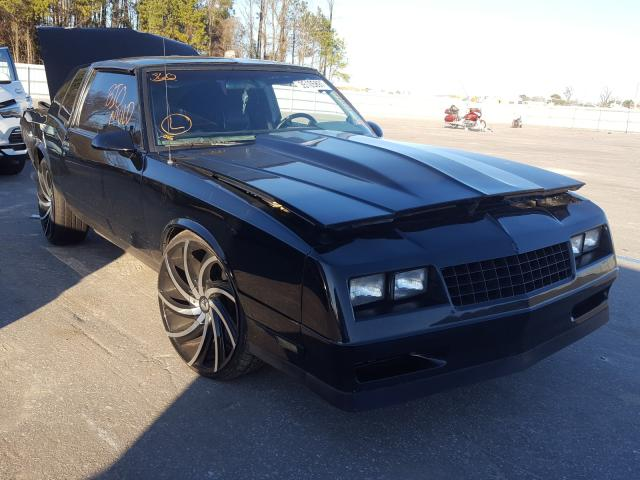 1987 Chevrolet Monte Carl for sale in Dunn, NC