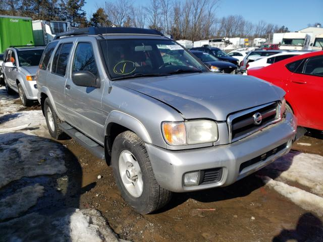 Nissan Pathfinder salvage cars for sale: 2004 Nissan Pathfinder