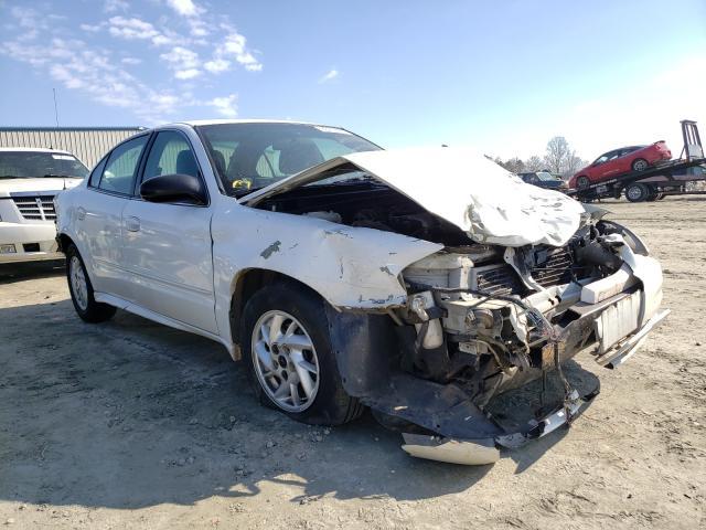 Pontiac salvage cars for sale: 2004 Pontiac Grand AM S