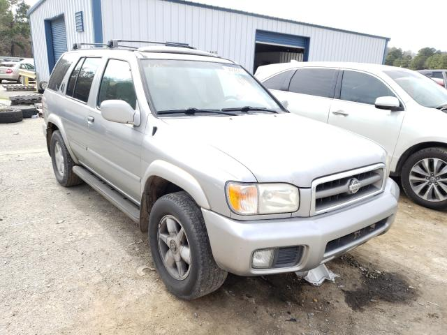 Nissan Pathfinder salvage cars for sale: 2000 Nissan Pathfinder