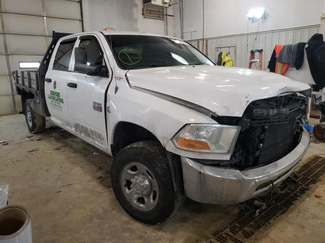 Salvage cars for sale from Copart Columbia, MO: 2012 Dodge RAM 3500 S