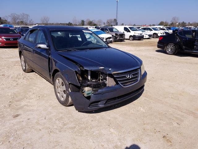 Salvage cars for sale from Copart Newton, AL: 2010 Hyundai Sonata GLS
