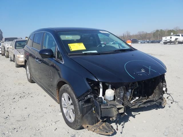 2016 Honda Odyssey SE for sale in Byron, GA