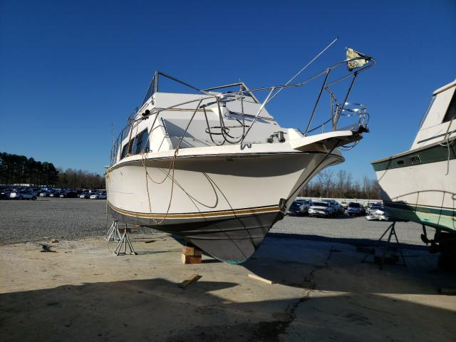 Salvage cars for sale from Copart Lumberton, NC: 1981 Carver Mariner 28