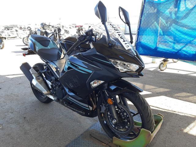 Salvage cars for sale from Copart Phoenix, AZ: 2020 Kawasaki EX400