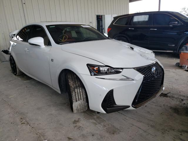 Salvage cars for sale from Copart Homestead, FL: 2020 Lexus IS 300 F-S