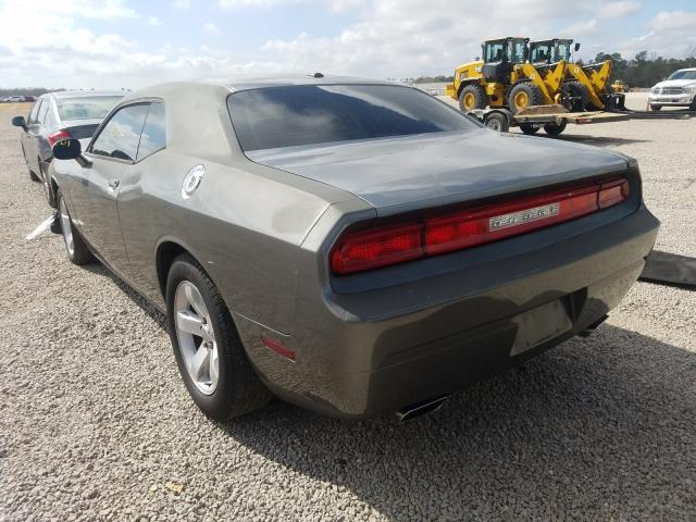 2011 DODGE CHALLENGER - Right Front View
