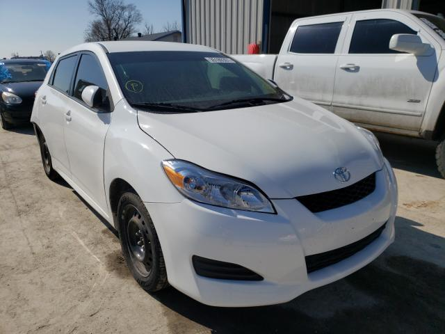 Salvage cars for sale from Copart Sikeston, MO: 2013 Toyota Corolla MA