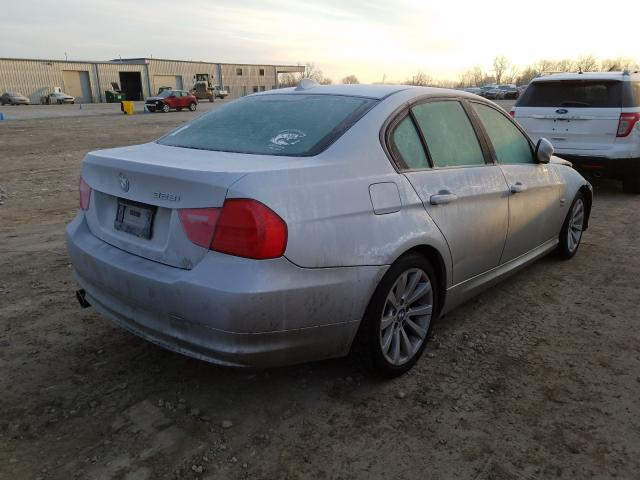 2011 BMW 328 XI - Right Rear View