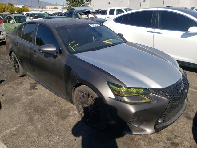 Lexus GS-F salvage cars for sale: 2018 Lexus GS-F