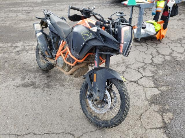 KTM salvage cars for sale: 2018 KTM 1290 Super