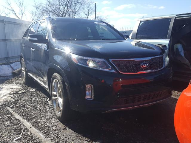 2015 KIA Sorento SX for sale in West Mifflin, PA
