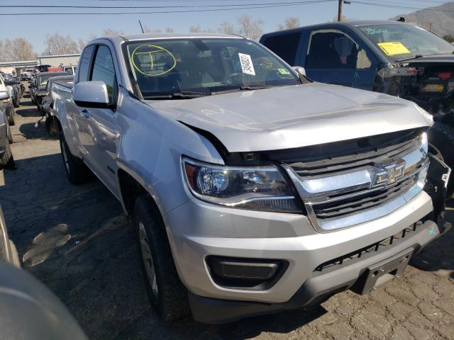 Salvage cars for sale from Copart Los Angeles, CA: 2015 Chevrolet Colorado L