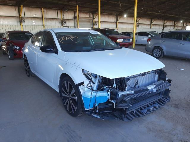 Salvage cars for sale from Copart Phoenix, AZ: 2020 Nissan Altima SR