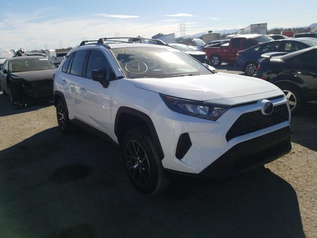 Salvage cars for sale from Copart Tucson, AZ: 2020 Toyota Rav4 LE