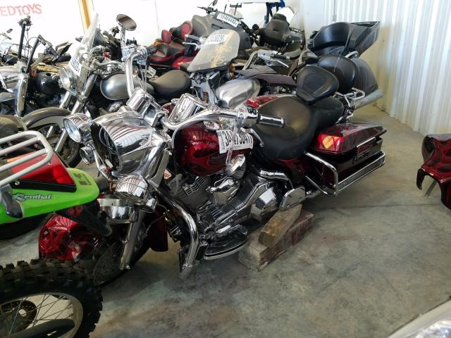 Salvage cars for sale from Copart Fort Pierce, FL: 2002 Harley-Davidson Flhrsei
