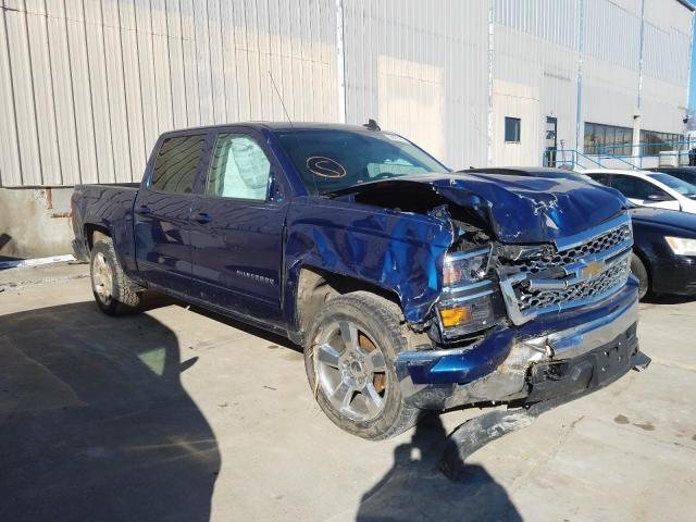 Salvage cars for sale from Copart Lawrenceburg, KY: 2015 Chevrolet Silverado