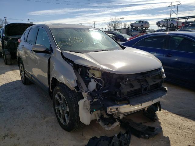 2017 Honda CR-V EXL for sale in Oklahoma City, OK