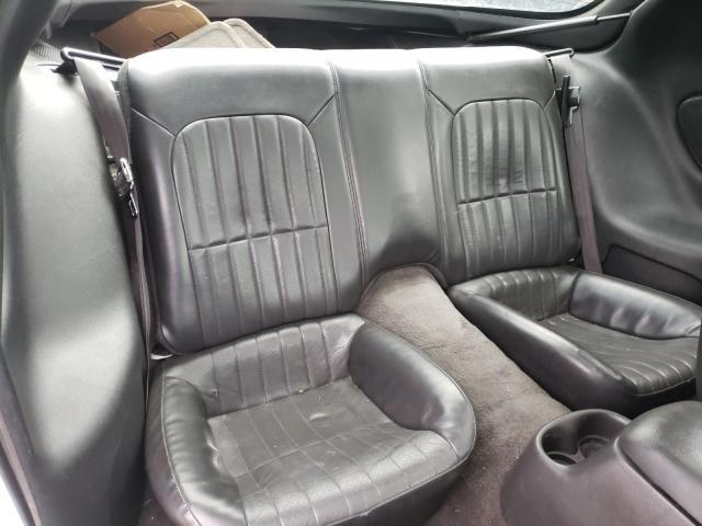 2002 CHEVROLET CAMARO Z28 - Interior View