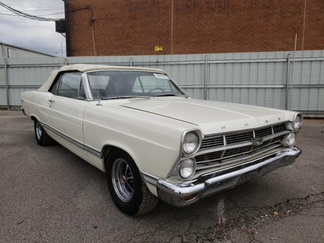 Ford Fairlane salvage cars for sale: 1967 Ford Fairlane