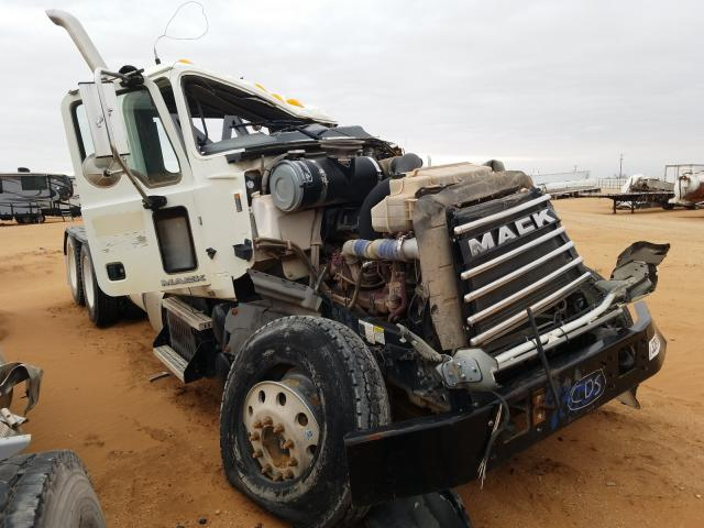 Mack 700 GU700 salvage cars for sale: 2016 Mack 700 GU700