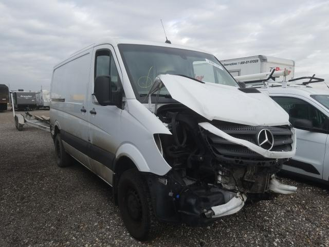 Mercedes-Benz Sprinter 2 Vehiculos salvage en venta: 2016 Mercedes-Benz Sprinter 2