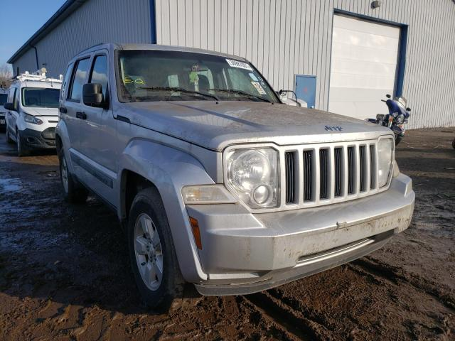 Vehiculos salvage en venta de Copart Columbia Station, OH: 2010 Jeep Liberty SP