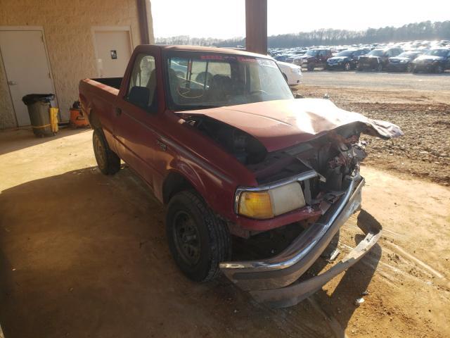 Ford Ranger salvage cars for sale: 1993 Ford Ranger