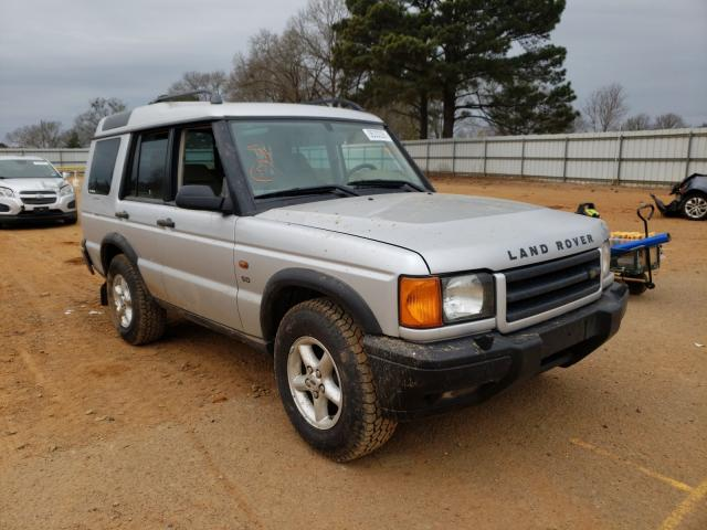 Salvage cars for sale from Copart Longview, TX: 2002 Land Rover Discovery