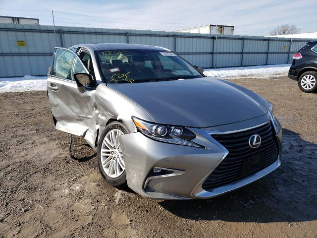 2016 Lexus ES 350 en venta en Chicago Heights, IL