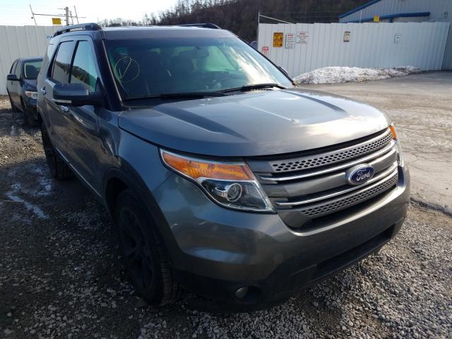 2014 Ford Explorer L for sale in Hurricane, WV