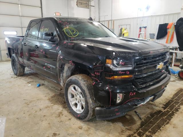 Salvage cars for sale from Copart Columbia, MO: 2017 Chevrolet Silverado