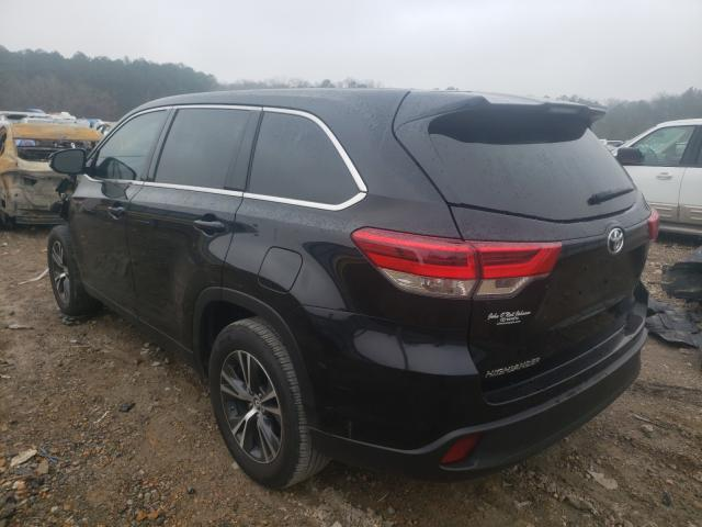 2019 TOYOTA HIGHLANDER - Right Front View