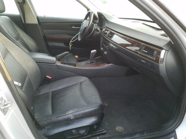 2011 BMW 328 XI - Left Rear View