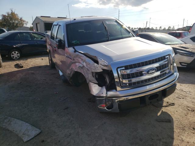 Salvage 2014 FORD F-150 - Small image. Lot 35052821